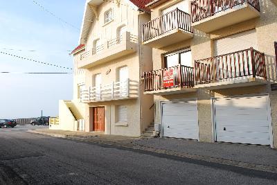 APPARTEMENT TYPE 2 62155 MERLIMONT PLAGE A VENDRE, Agence Immobilière UnChezVous, dans les départements de l'Ariège et de l'Aude