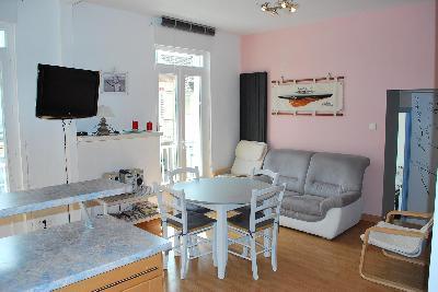 APPARTEMENT 3 CHAMBRES 62155 MERLIMONT A VENDRE, Agence Immobilière UnChezVous, dans les départements de l'Ariège et de l'Aude