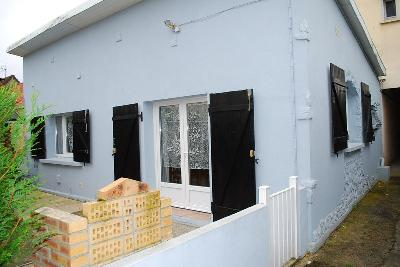 CHARMANT PIED-A-TERRE 1 CHAMBRE 62155 MERLIMONT, Agence Immobilière UnChezVous, dans les départements de l'Ariège et de l'Aude