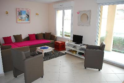 APPARTEMENT TYPE 2 62155 MERLIMONT PLAGE