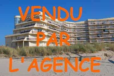 APPARTEMENT TYPE 3 FACE MER 62155 MERLIMONT, Agence Immobilière UnChezVous, dans les départements de l'Ariège et de l'Aude