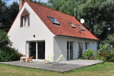 VILLA INDEPENDANTE 4 CHAMBRES 62155 MERLIMONT, Agence Immobilière UnChezVous, dans les départements de l'Ariège et de l'Aude