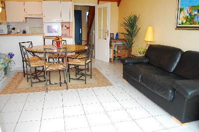 Appartement 3 pièce(s)  de 43 m² env. , Agence Immobilière Abri-mer, dans le département du Pas-de-Calais