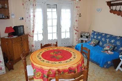 APPARTEMENT 1 CHAMBRE 62155 MERLIMONT PLAGE
