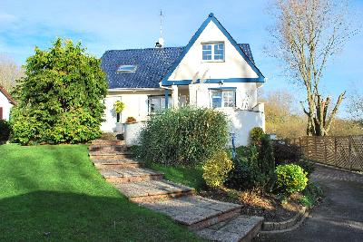 MERLIMONT MAISON 4 CHAMBRES SOUS SOL, Agence Immobilière UnChezVous, dans les départements de l'Ariège et de l'Aude