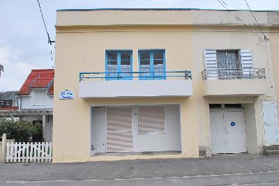 APPARTEMENT TYPE 2 62155 MERLIMONT-PLAGE A VENDRE, Agence Immobilière UnChezVous, dans les départements de l'Ariège et de l'Aude