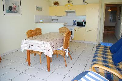 MERLIMONT PLAGE APPARTEMENT 1 CHAMBRE CABINE
