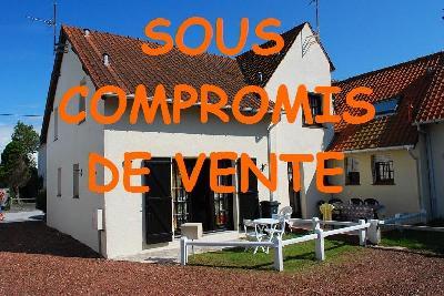MAISON 1 CHAMBRE 62155 MERLIMONT A VENDRE, Agence Immobilière UnChezVous, dans les départements de l'Ariège et de l'Aude