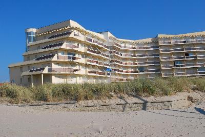 APPARTEMENT FACE MER 1 CHAMBRE MERLIMONT PLAGE, Agence Immobilière UnChezVous, dans les départements de l'Ariège et de l'Aude