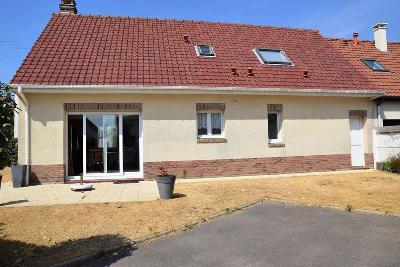 MERLIMONT PLAGE MAISON 4 CHAMBRES GARAGE, Agence Immobilière UnChezVous, dans les départements de l'Ariège et de l'Aude