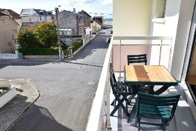 MERLIMONT PLAGE APPARTEMENT TYPE 2