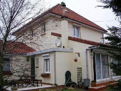 Maison 9 pièce(s)  de 220 m² env. , Agence Immobilière Abri-mer, dans le département du Pas-de-Calais