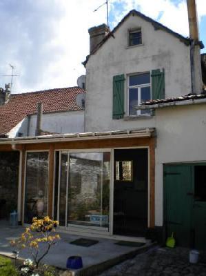 Maison 8 pièce(s)  , Agence Immobilière Abri-mer, dans le département du Pas-de-Calais
