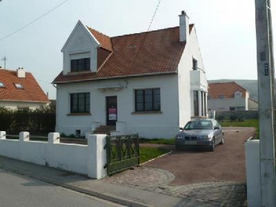 Maison 6 pièce(s)  de 120 m² env. , Agence Immobilière Abri-mer, dans le département du Pas-de-Calais