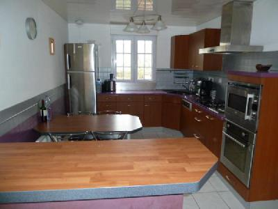 Maison 7 pièce(s)  de 120 m² env. , Agence Immobilière Abri-mer, dans le département du Pas-de-Calais