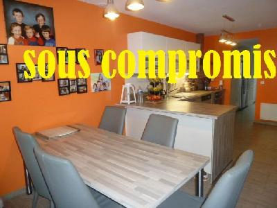 Maison 6 pièce(s)  de 90 m² env. , Agence Immobilière Abri-mer, dans le département du Pas-de-Calais