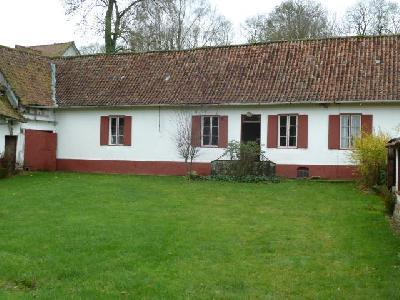 Maison 5 pièce(s)  de 95 m² env. , Agence Immobilière Abri-mer, dans le département du Pas-de-Calais