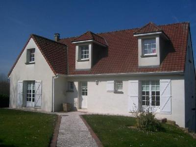 Maison 6 pièce(s)  de 170 m² env. , Agence Immobilière Abri-mer, dans le département du Pas-de-Calais