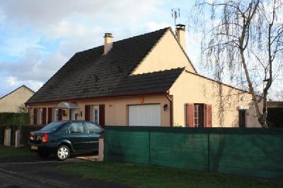 Maison 5 pièce(s)  de 134 m² env. , Agence Immobilière Abri-mer, dans le département du Pas-de-Calais