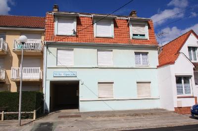 Appartement 2 pièce(s)  de 31 m² env. , Agence Immobilière Abri-mer, dans le département du Pas-de-Calais