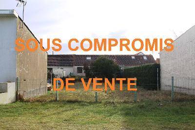 Terrain  de 300 m² env. , Agence Immobilière Abri-mer, dans le département du Pas-de-Calais