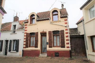 Maison 4 pièce(s)  de 78 m² env. , Agence Immobilière Abri-mer, dans le département du Pas-de-Calais