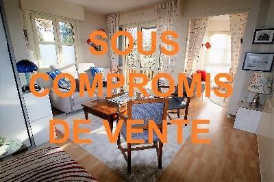 Appartement 2 pièce(s)  de 46 m² env. , Agence Immobilière Abri-mer, dans le département du Pas-de-Calais