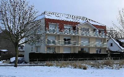 Appartement 3 pièce(s)  de 45 m² env. , Agence Immobilière Abri-mer, dans le département du Pas-de-Calais