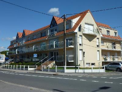 Appartement 4 pièce(s)  de 80 m² env. , Agence Immobilière Abri-mer, dans le département du Pas-de-Calais