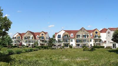 Appartement 2 pièce(s)  de 41 m² env. , Agence Immobilière Abri-mer, dans le département du Pas-de-Calais