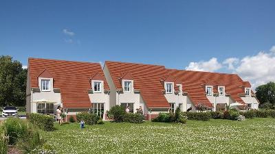 Maison 3 pièce(s)  de 45 m² env. , Agence Immobilière Abri-mer, dans le département du Pas-de-Calais