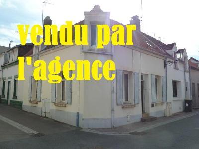 Maison 5 pièce(s)  de 50 m² env. , Agence Immobilière Abri-mer, dans le département du Pas-de-Calais