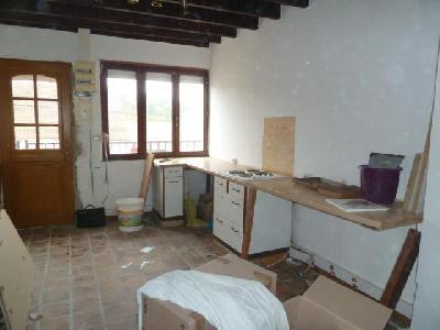 Appartement 3 pièce(s)  de 46 m² env. , Agence Immobilière Abri-mer, dans le département du Pas-de-Calais