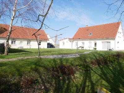 Maison 12 pièce(s)  de 169 m² env. , Agence Immobilière Abri-mer, dans le département du Pas-de-Calais