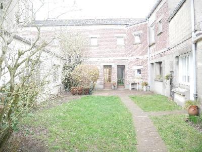 Immeuble 9 pièce(s)  de 200 m² env. , Agence Immobilière Abri-mer, dans le département du Pas-de-Calais
