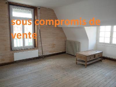 Appartement 3 pièce(s)  de 49 m² env. , Agence Immobilière Abri-mer, dans le département du Pas-de-Calais