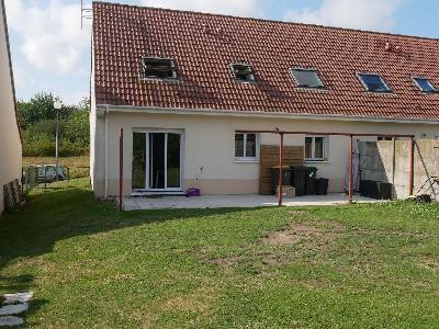 Maison 6 pièce(s)  de 98 m² env. , Agence Immobilière Abri-mer, dans le département du Pas-de-Calais