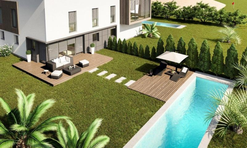 Golf de Vieille-Toulouse : T4 Duplex avec piscine privative VIEILLE TOULOUSE
