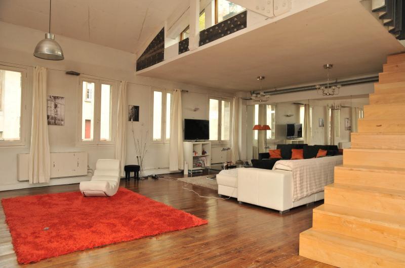 MEDIATHEQUE : Loft traversant de 131 m² avec Terrasse TOULOUSE