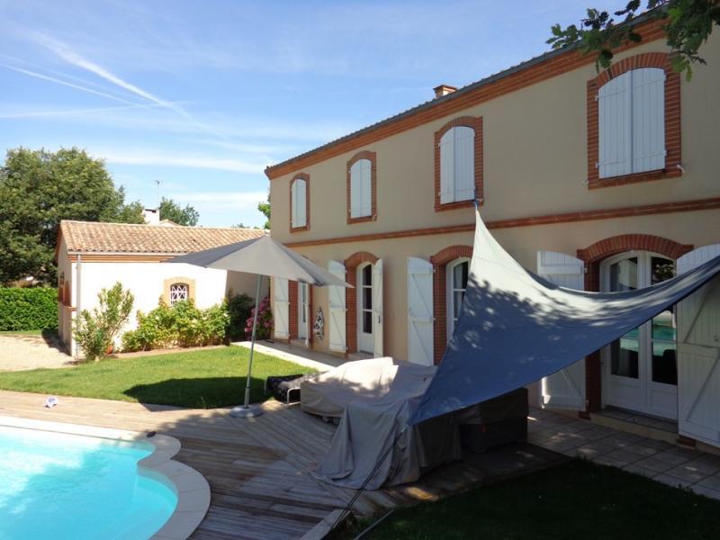 Golf de Seilh : Très belle maison de 270 m² avec Piscine TOULOUSE