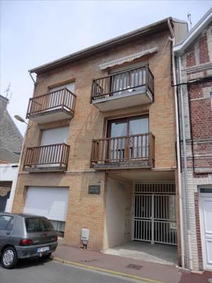 Vente BERCK SUR MER, Appartement 35 m² - 2 pièces