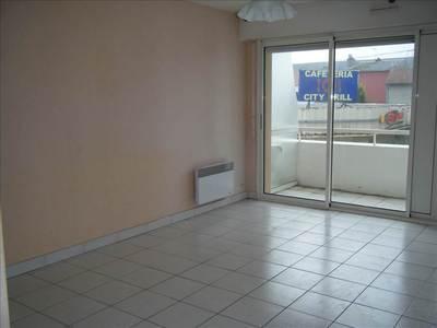 Location BERCK SUR MER, Studio cabine de 33 m² en centre ville