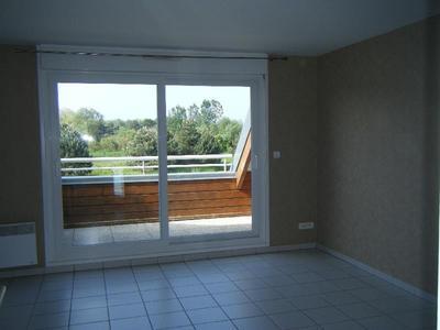 Appartement de 55 m² avec vue sur un plan d'eau - 2 chambres