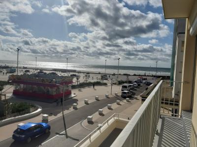 Très bel appartement meublé de 77m2 avec vue mer