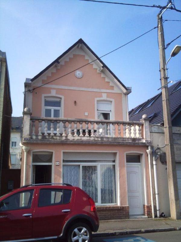 Immeuble de rapport -  BERCK SUR MER - 4 appartements meublés loués