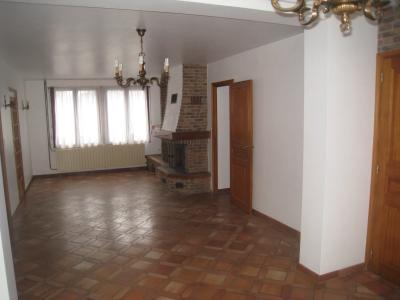 Maison semi-mitoyenne 4 chambres - 1 CHAMBRE et SDB en rez de chaussee