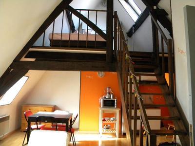 Saint  Omer, appartement 1 chambre au 2e étage
