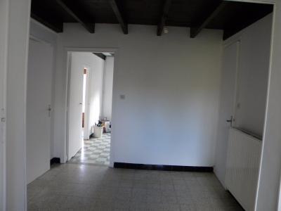 Hallines, maison offrant de beaux volumes en 3 chambres, jardin