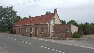 Houlle, maison 4 chambres