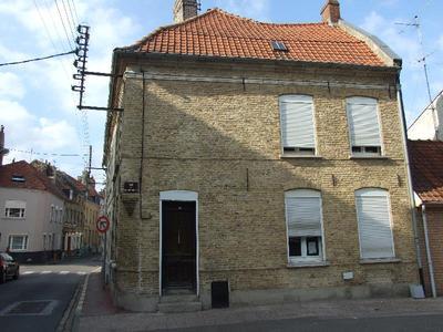 ST OMER Maison 2 chambres à proximité du centre ville